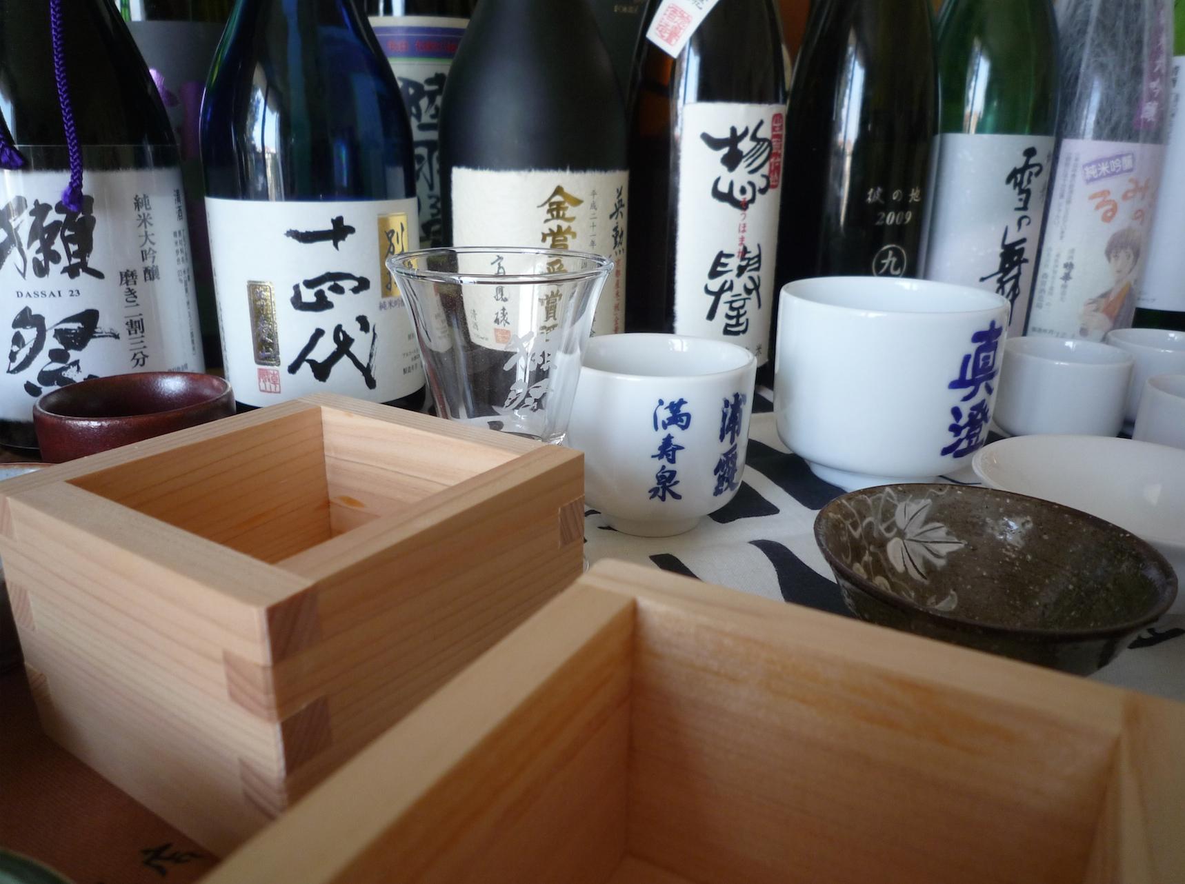 Le Salon Européen du Saké et des boissons japonaises 2015